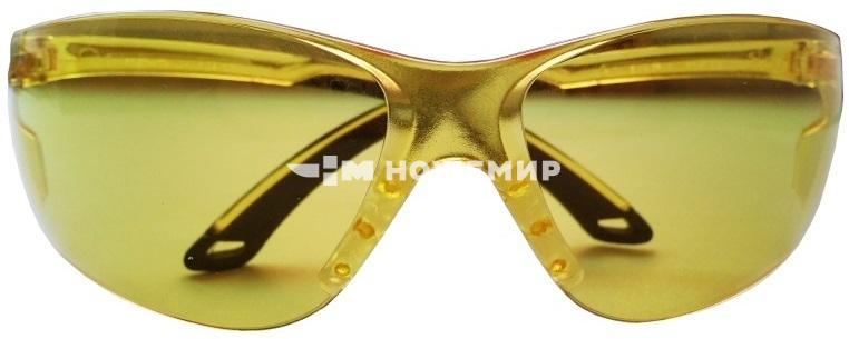 <b>Очки стрелковые защитные</b> жёлтые <b>Stalker</b> ST-85Y / <b>Стрелковые</b> ...