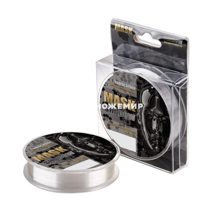 Леска флюорокарбоновая Akkoi Mask Shadow MSH30-16