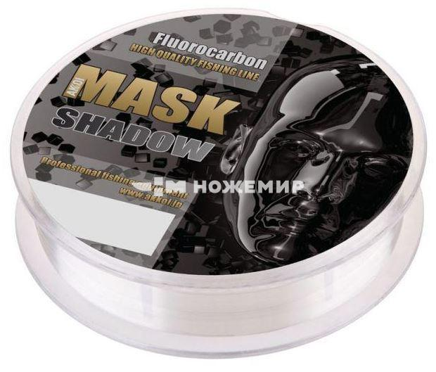 Леска флюорокарбоновая Akkoi Mask Shadow MSH30-275